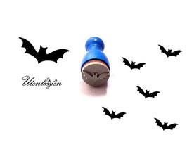 Fledermaus - Ministempel