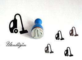 Staubsauger - Ministempel