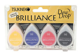 Brilliance, Dew Drop, 4er Stempelkissen