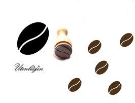 Kaffeebohne - Ministempel