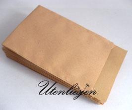 Kraft Papiertüten, braun - 2 verschiedene Größen