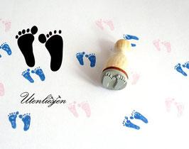 Babyfüße - Ministempel