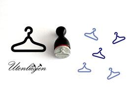 Kleiderbügel - Ministempel