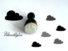 Ministempel - Wolke