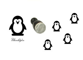 Pinguin Stempel mini