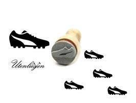 Fussballschuhe - mini Stempel