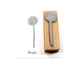 Stempel Allium, Motivstempel, Blumenstempel
