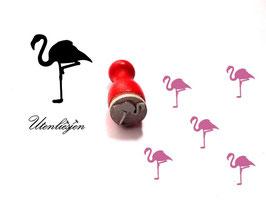 Flamingo - Ministempel