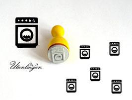 Waschmaschine - Ministempel