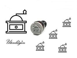 Kaffeemühle - Ministempel
