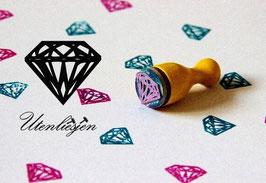 Diamant - Ministempel
