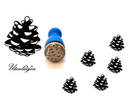 Stempel Zapfen - Ministempel