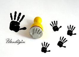Hand - Ministempel