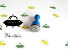 Raumschiff - Ministempel