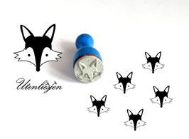 Fuchs Gesicht - Ministempel