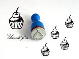 Muffin, Cupcake - Ministempel