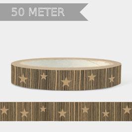 Washi Tape  50m Sterne