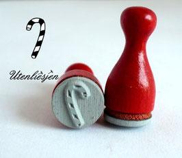 Stempel Zuckerstange - Ministempel