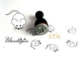 Maus - Ministempel