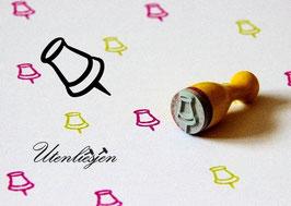 Pin - Ministempel