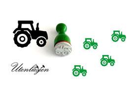 Traktor - Ministempel