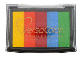 VersaColor - 5 Farben Stempelkissen