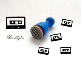 Casette, Musik - Ministempel