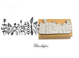 Wildblumen - Motivstempel