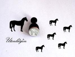 Pferd - Ministempel