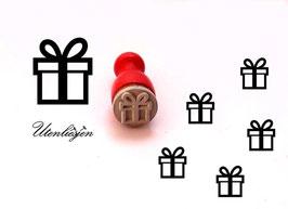 Geschenk - Ministempel