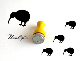 Kiwi - Ministempel