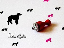 Hund - Ministempel