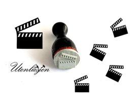 Filmklappe - Ministempel