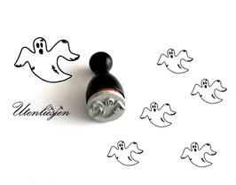 Gespenst - Ministempel