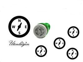 Kompass - Ministempel