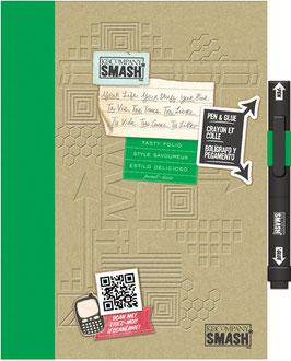 Smash Book Tasty Style