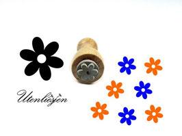 Stempel Blüte, Blume - mikroStempel