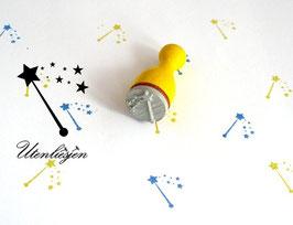 Zauberstab - Ministempel