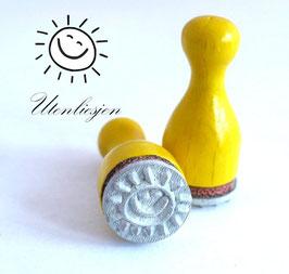lachende Sonne - Ministempel