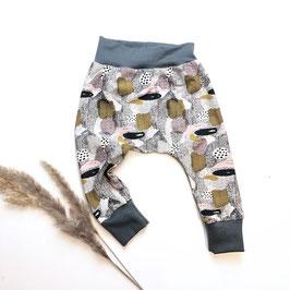 Terazzo Harem Pants