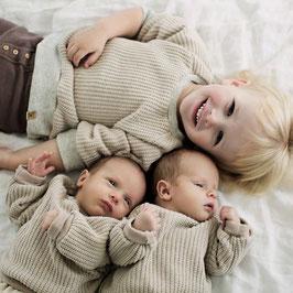 Knit Sweater beige #063