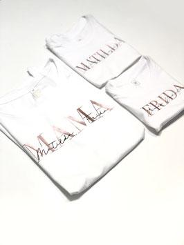 MAMA Shirt Roségold