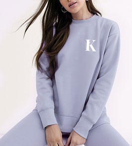 Sweater Lavender Love