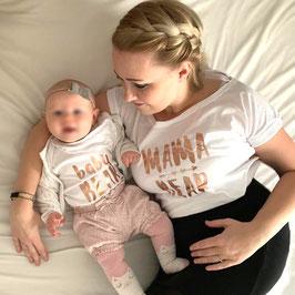 Roségold Family Bear Shirt