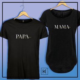 Mama & Papa Shirts
