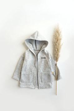 Kids Cardigan Knit #067