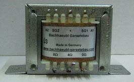 Ausgangsübertrager AMP2 - output transformer AMP2