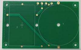 Frequenzweiche für den Bauvorschlag SOLO 20 von Visaton nur Platine - frequency crossover for the construction proposal SOLO20 by Visaton only PCB