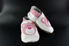 Teddy (Weiss/Pink)
