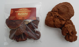 Dried Reishi Mushrooms
